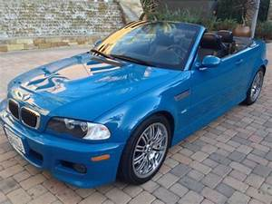 Sell used 2002 BMW M3 Base Convertible 2-Door 3 2L Rare