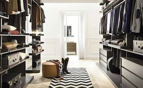 Master Bedroom Wardrobe Design Ideas by 10 Walk In Closet Ideas For Your Master Bedroom