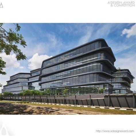 Unilever Headquarters Office Building Golden A' Design