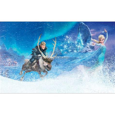 stickers muraux reine des neiges stickers autocollant frozen la reine des neiges r 233 f 15195 stickers muraux deco