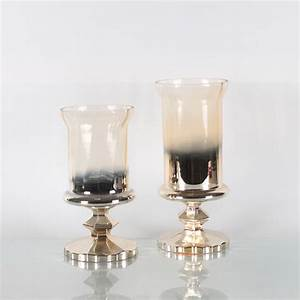 glass hurricane candle holders floor candle pillars With kitchen colors with white cabinets with iron tealight candle holders