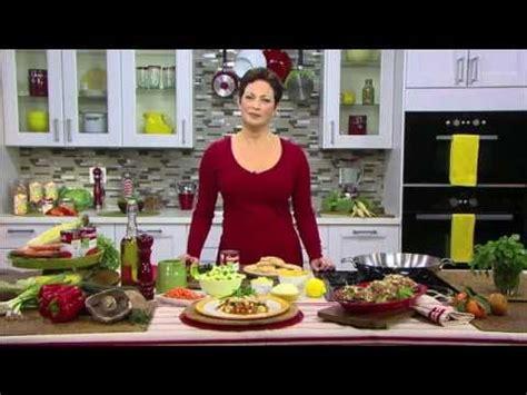 cuisine tv programmes healthy recipe from food host ellie krieger