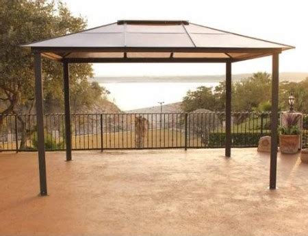 aluminum pergola kits and gazebos diy pergola kits