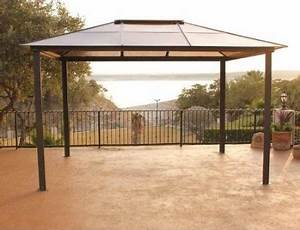 Pergola Aluminium En Kit : aluminum pergola kits and gazebos diy pergola kits ~ Edinachiropracticcenter.com Idées de Décoration