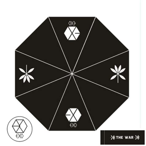 exo umbrella exo the war umbrella