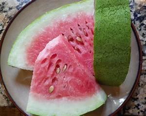 Odell's Large White (White Stoney Mountain) Watermelon, 2 ...  White