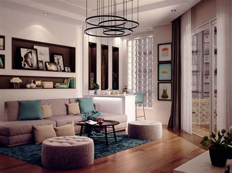 20 Excellent Living Room Ideas For Apartment, Decor For
