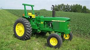 1971 John Deere 4020 Powershift