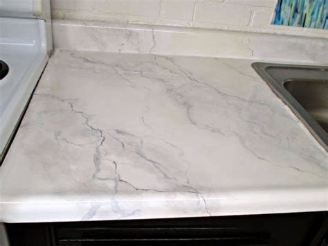 Faux Granite Countertop Prices by Best 25 Faux Marble Countertop Ideas On