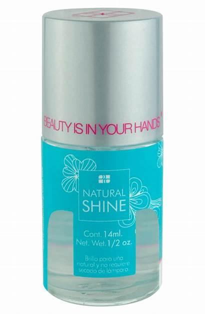 Shine Natural Brillo Oz Nail Mx