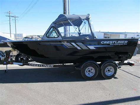 Crestliner Boats For Sale Edmonton by Crestliner 1850 Commander Boats For Sale Boats