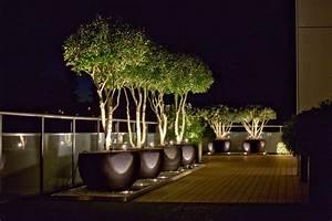 20 bilder beleuchtung garten egyptazcom With französischer balkon mit laser beleuchtung garten