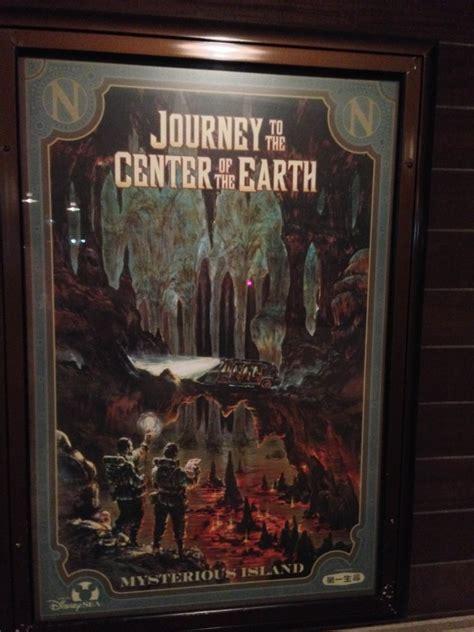 tokyo disneysea journey   center   earth