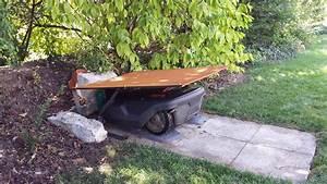 Dach Für Garage : zubeh r f r automower 105 305 308 gardena r40li r70li ~ Lizthompson.info Haus und Dekorationen