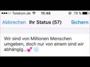 coole whatsapp status sprüche 50 traurigesüße whatsapp status sprüche