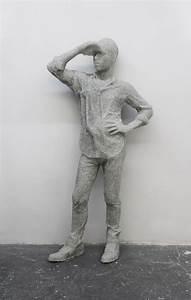 Daniel arsham figurative sculptures by artist daniel arsham for New figurative sculptures made of shattered glass by daniel arsham