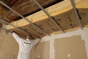 Isolation Thermique Combles : isolation combles perdus et plafonds solutions ~ Premium-room.com Idées de Décoration