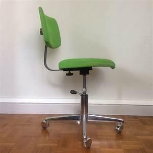 Chaise De Bureau Vintage : chaise de bureau vintage datant des ann es 70 ~ Teatrodelosmanantiales.com Idées de Décoration