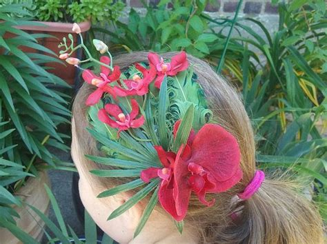 Best 20+ Luau Hair Ideas On Pinterest