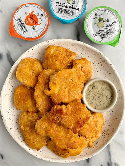 They told me chicken nuggets are formed, while chicken tenders are taken straight from the chicken itself. The Best Paleo Buffalo Chicken Nuggets (Whole 30 ...