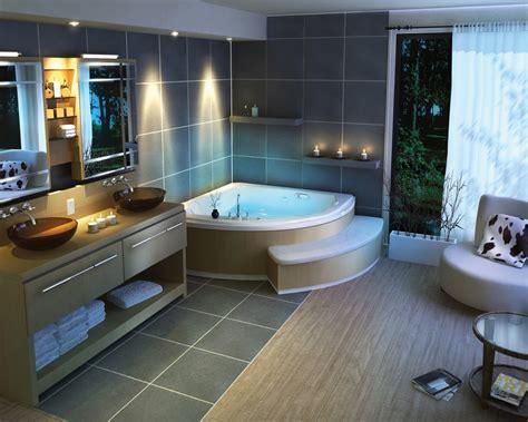 Bathroom Makeover Into Home Spa