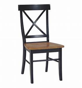 X-Back Side Chairs - Wood You Furniture Jacksonville, FL