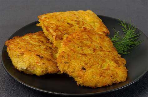 Kartupeļu pankūkas ar vistas gaļu - Latvijas pārtikas ražotājs