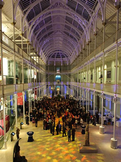 national museum  scotland private parties corporate