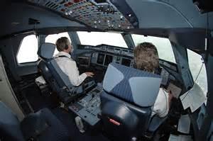 Airplane Pilot Seat Cockpit