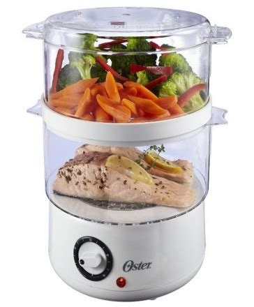steam cuisine vitasaveur oster 5 quart food steamer only 15 43 reg 29 99