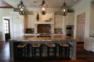 kitchen island with barstools traditional kitchen design exle traditional kitchen