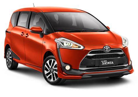 Toyota Sienta Modification by 2016 Indonesia International Motor Show Toyota Sienta