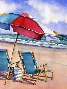 20, Easy, Beach, Painting, Ideas