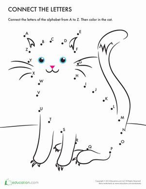 connect  dots    cat  images dot