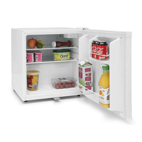Considering all of the perks that come along with this coffee table, $900 actually kinda seems like a small price to pay. IceKing TL48W Table Top Mini Fridge 48 Litre with Lock in White