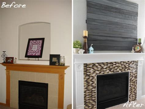 Fireplace Surrounds Made Over-page