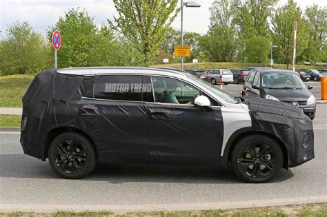 2019 Hyundai Santa Fe Sport Redesign by 2019 Hyundai Santa Fe Spied Redesign Engine News Interior