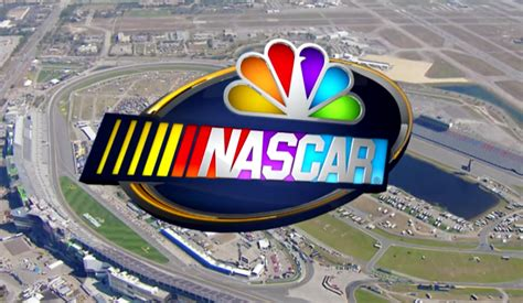nascar  nbc drops green flag  year   daytona opener