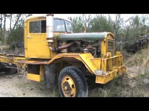 antique kenworth trucks vintage kenworth truck youtube