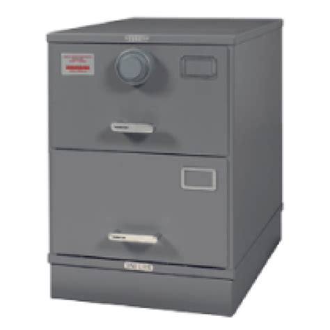 Safe Filing Cabinet Used by 7110 00 920 9342 Class 6 2 Drawer Gsa Approved File