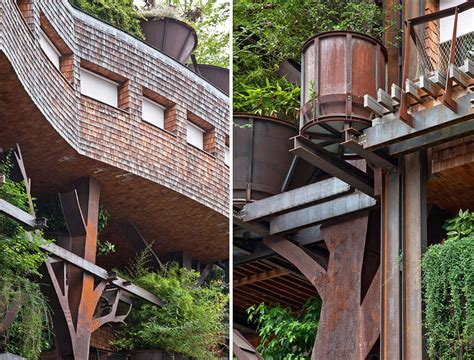 Italy's Epic Treehouse Apartments Fulfill Everyone's