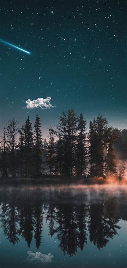 Iphone Wallpapers Night Sky Cool