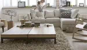 Quelle couleur mettre avec mon mobilier en bois naturel for Idee deco cuisine avec table en bois brut