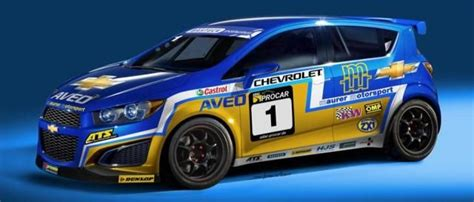 Chevrolet Sonic Rally Edition 2013