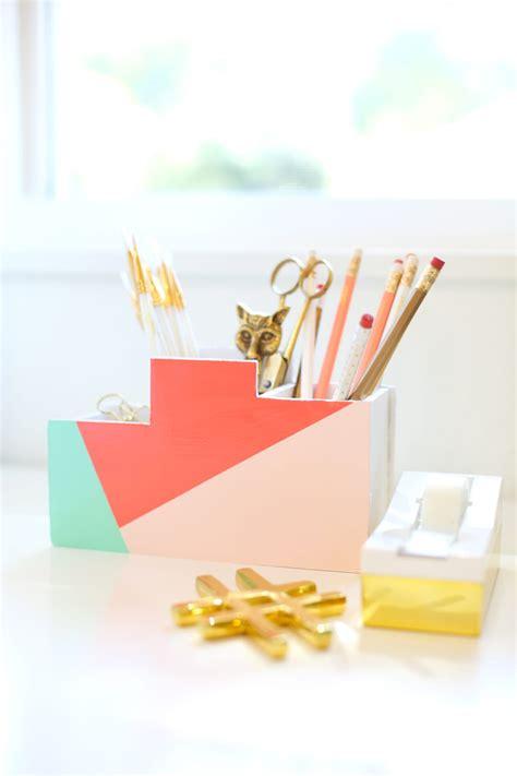 diy   school desk organizer lovely