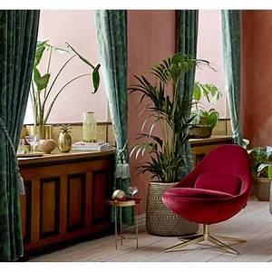 Table D Appoint Doré : bloomingville table basse d appoint metal dore plateau rouge 48500954 ~ Teatrodelosmanantiales.com Idées de Décoration