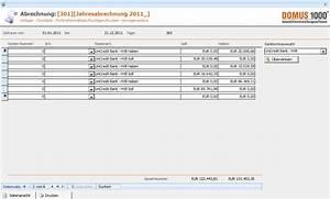 Abrechnung Directpay Ag : domus 1000 darstellung des verm gensstatus in der weg abrechnung domus software ag ~ Themetempest.com Abrechnung