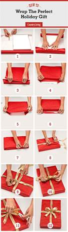 how to wrap a gift wrapping a present step by step instructions with pictures