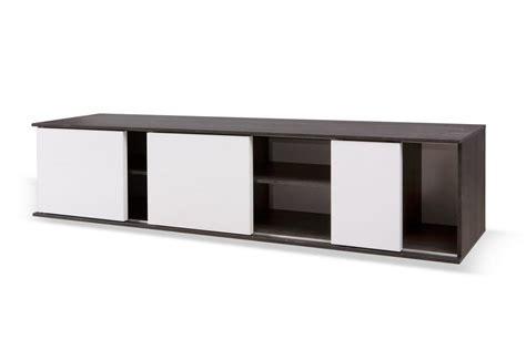 meuble cuisine porte coulissante idée meuble tv bas porte coulissante