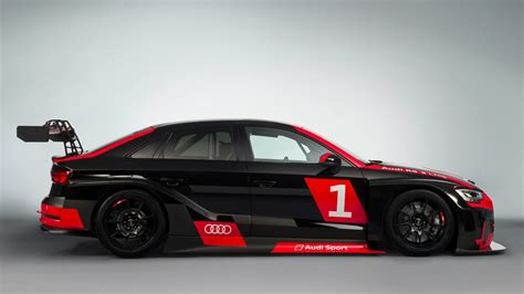 audi race car audi rs3 rs5 r8 share the track with their racing